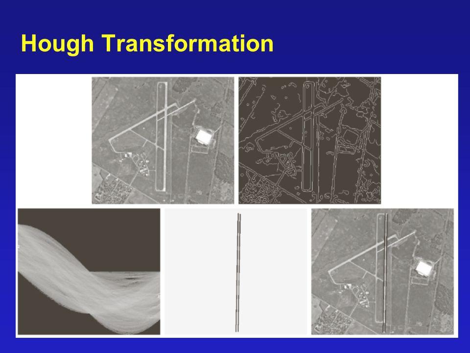 44/90 Hough Transformation