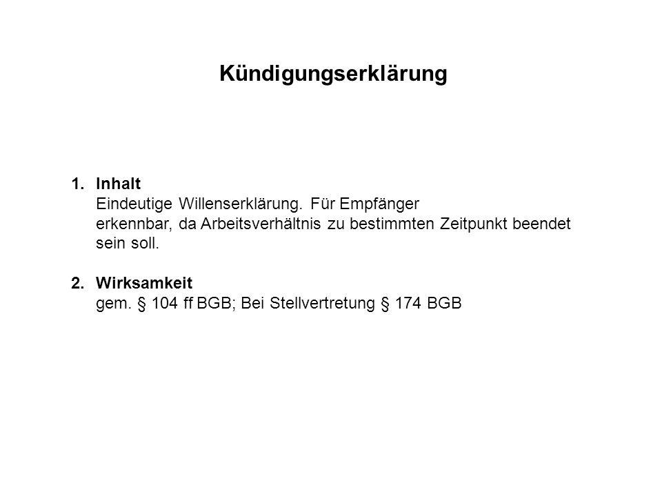 Sonderfall Druckkündigung Druckkündigung Als Mobbingvariante ungeeignet Wenn sich die im Zweifel an der Situation selbst mit beteiligten Arbeitskollegen lediglich weigern, mit dem betreffenden Arbeitnehmer weiter zusammen zu arbeiten, genügt dies den Anforderungen nicht (LAG Rheinland-Pfalz, Urteil v.