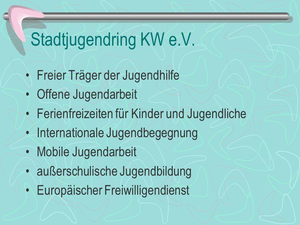 Das Modellprojekt SJR goes Herder Ein Kooperationsprojekt des Stadtjugendring Königs Wusterhausen e.V.