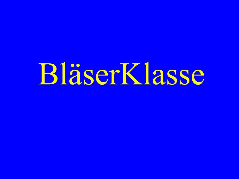 BläserKlasse