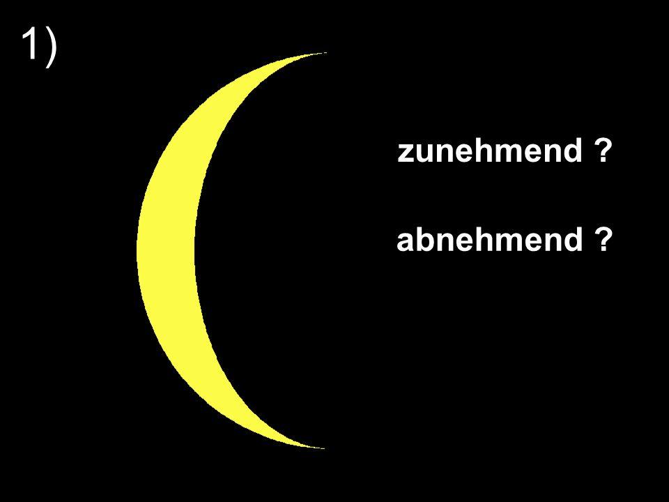Wie sieht der Beobachter in Essen Sonne und Mond?