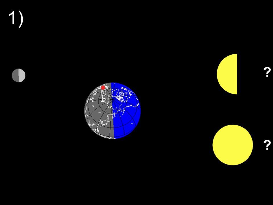 4 Fragen zum Mondlauf Richtig oder falsch ?