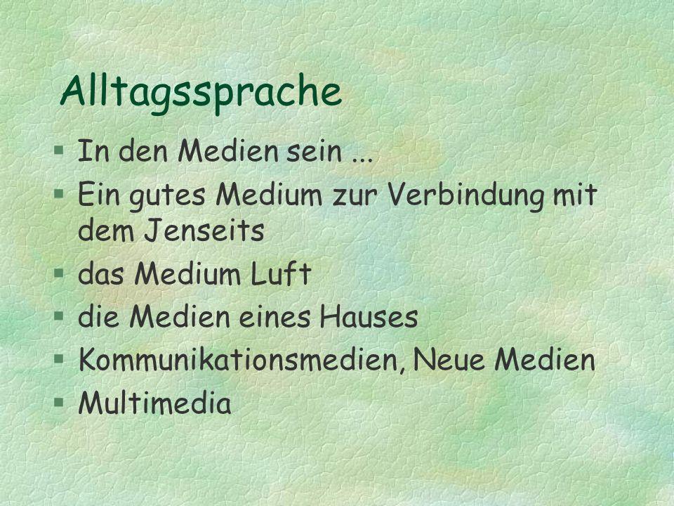 Etappen der Mediengeschichte §Schriftkultur §nichtbildliche Alphabete (13.Jh.