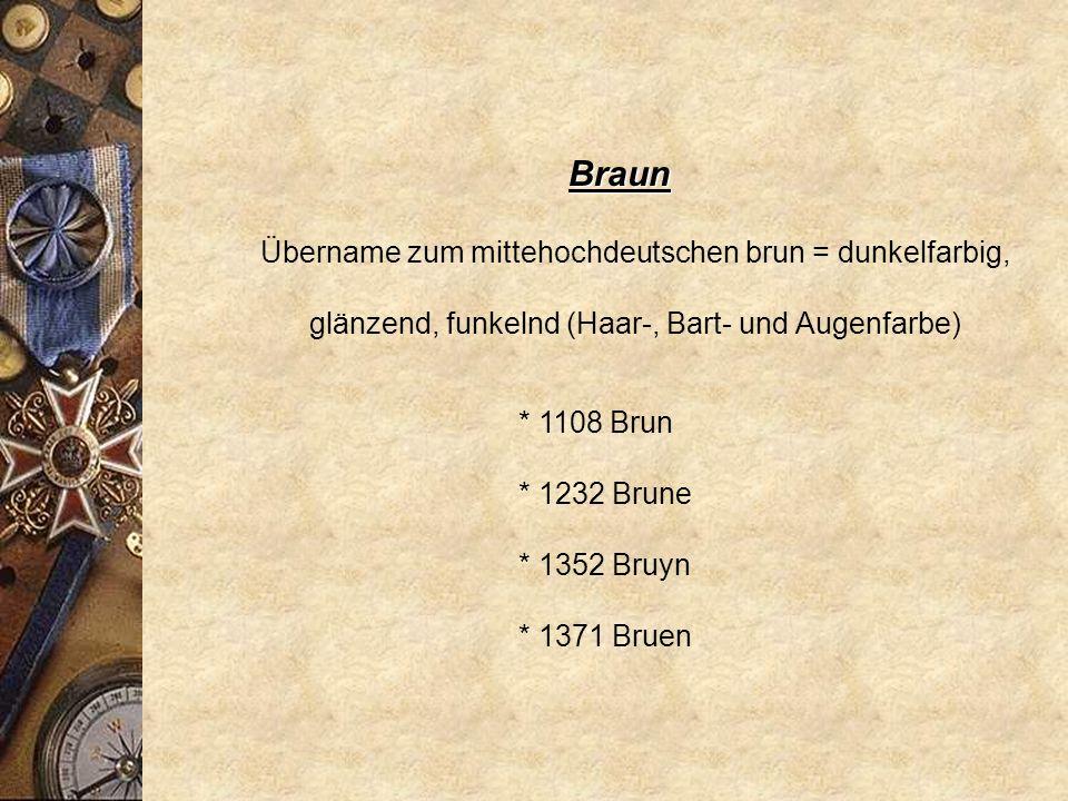 Bleckmann (niederdeutsch) Der Name Bleckmann ist ein Wohnstättenname wie zum Beispiel am Bleck auf der Twiste
