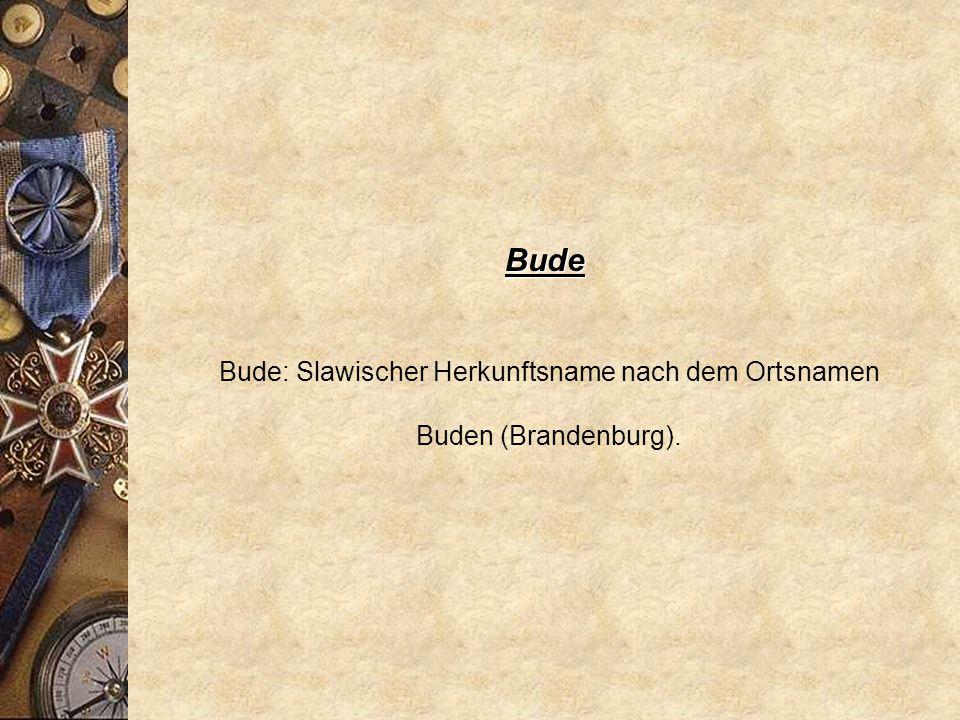 Brinkmann Brinkmann (westfälisch, niederrheinisch) bezeichnet einen Wohnstättennamen – am Brink wohnend (Brink = erhöhter Grasanger, grasbewachsender Hügel außerhalb der Getreideflur) * 1334 Brinkemann