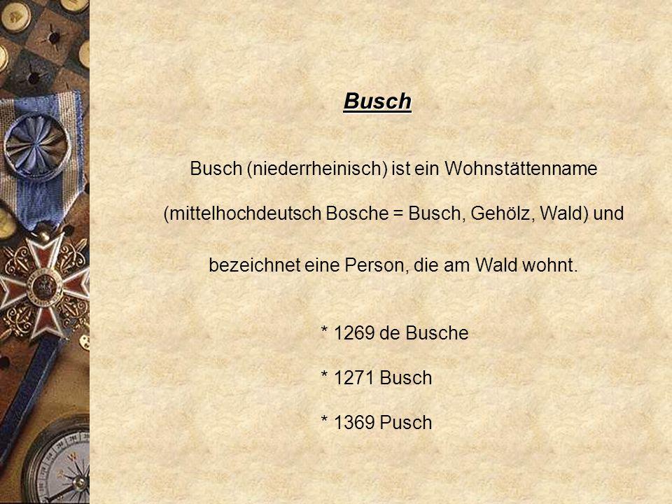 Bude Bude: Slawischer Herkunftsname nach dem Ortsnamen Buden (Brandenburg).