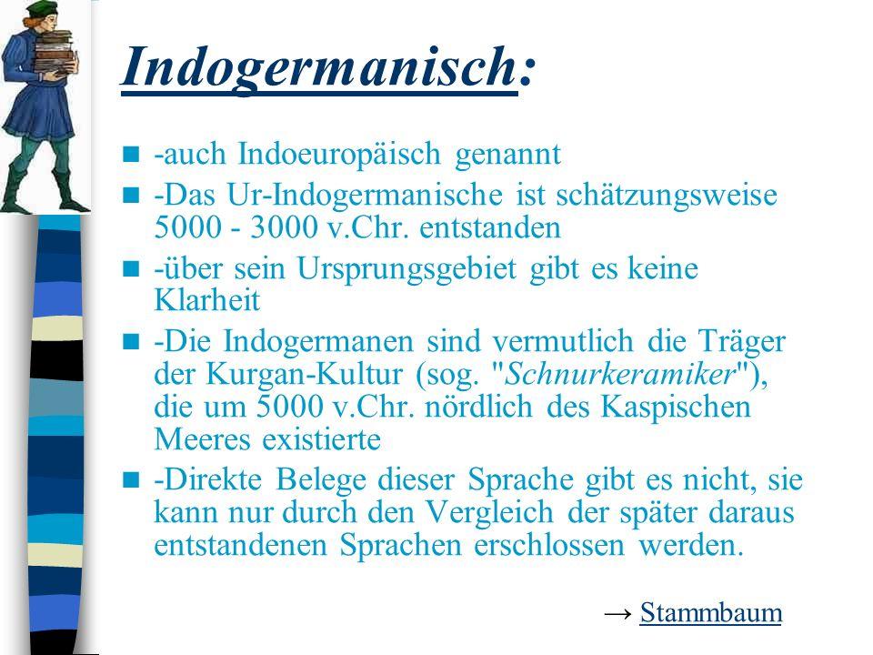 Quellenverzeichnis Internetmaterial: Mitte – Ende Februar 2004 http://www.linguist.de/Deutsch/gds1.htm#1 http://apuzik.deutschesprache.ru/Ur-Germanisc