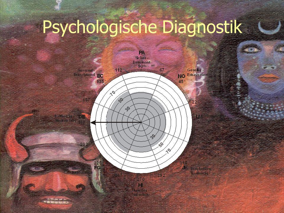 Beiträge der AE4 zur Diagnostik bzw.