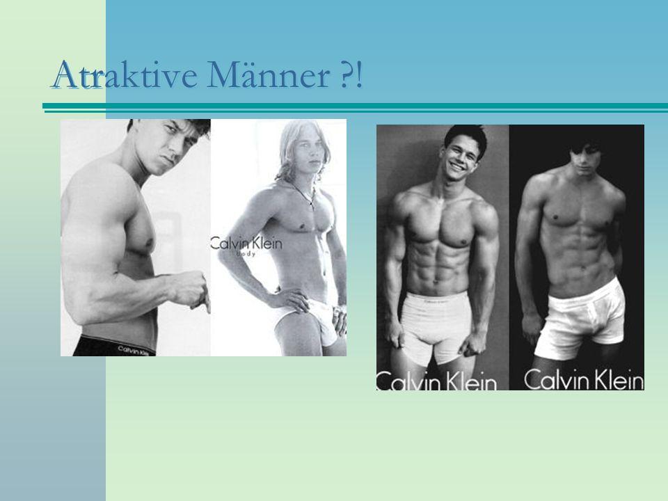 Atraktive Männer ?!