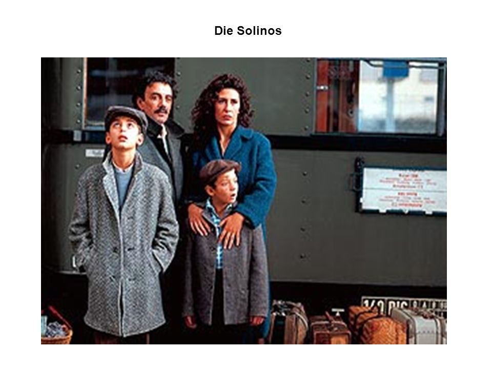 Die Solinos