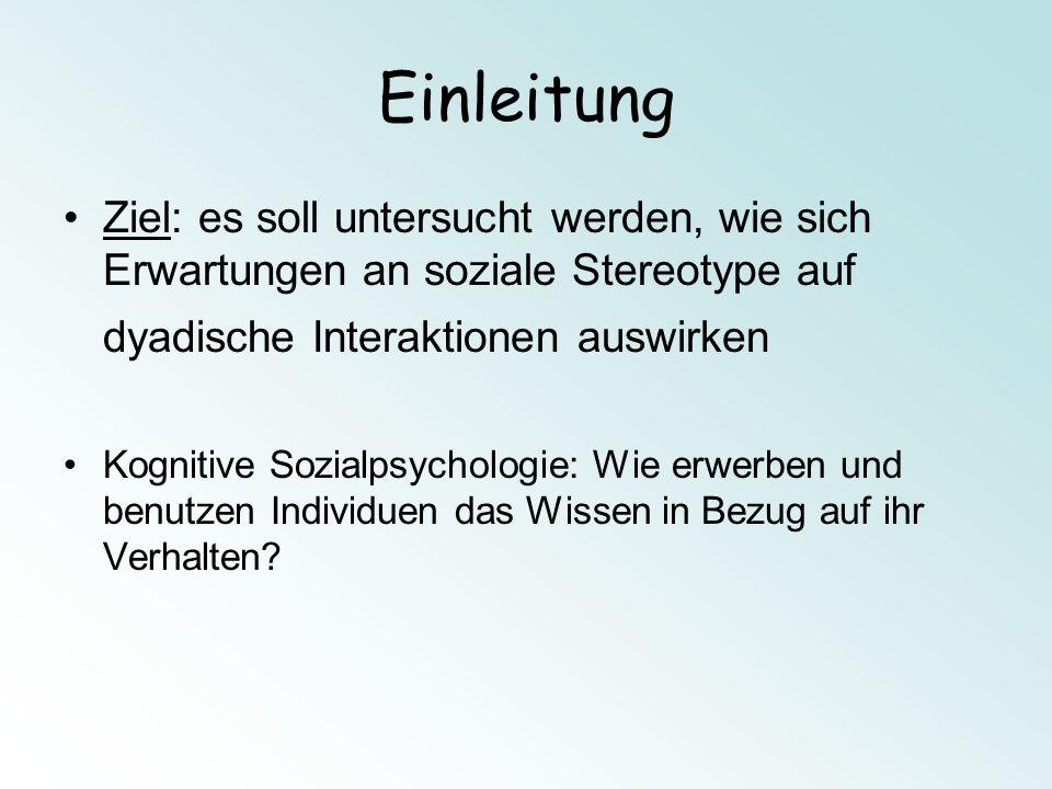 Einleitung Menschen sind konstruktive Denker Attributionstheorie (z.B.