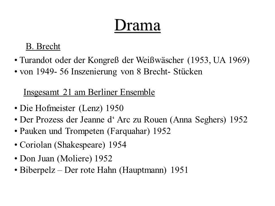 Drama B.