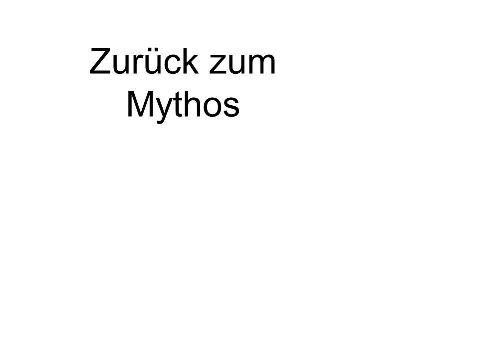 Zurück zum Mythos