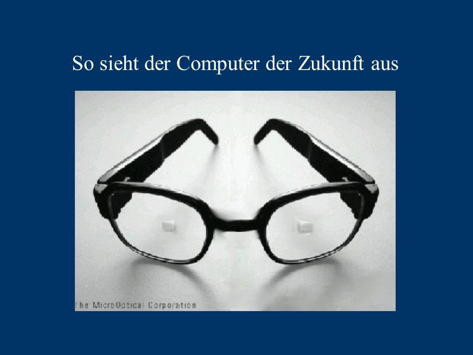 So sieht der Computer der Zukunft aus