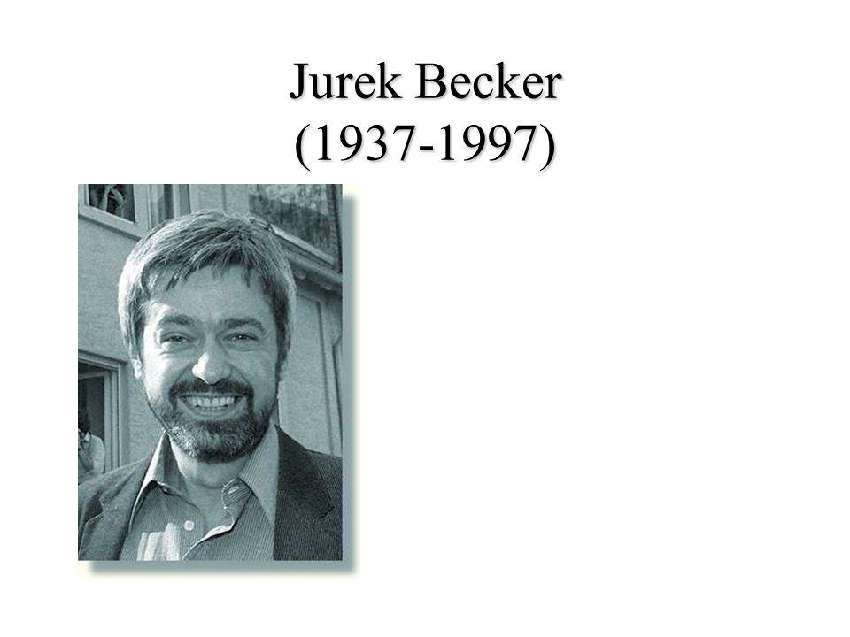 Jurek Becker (1937-1997)