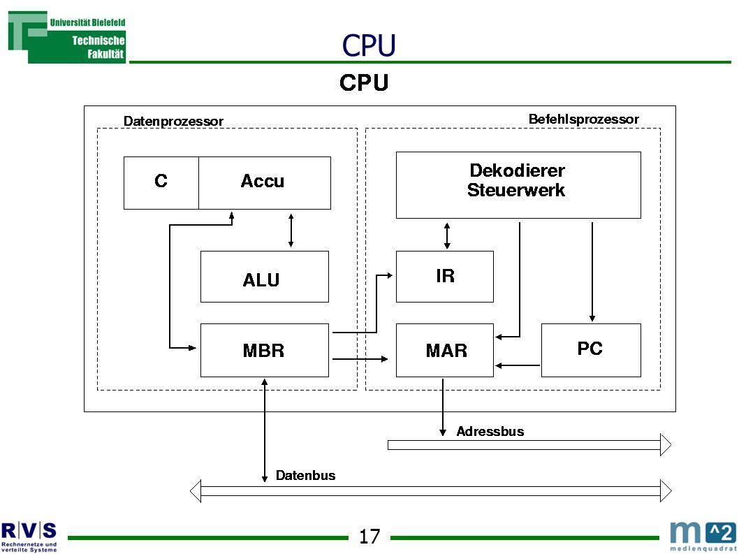 17 CPU