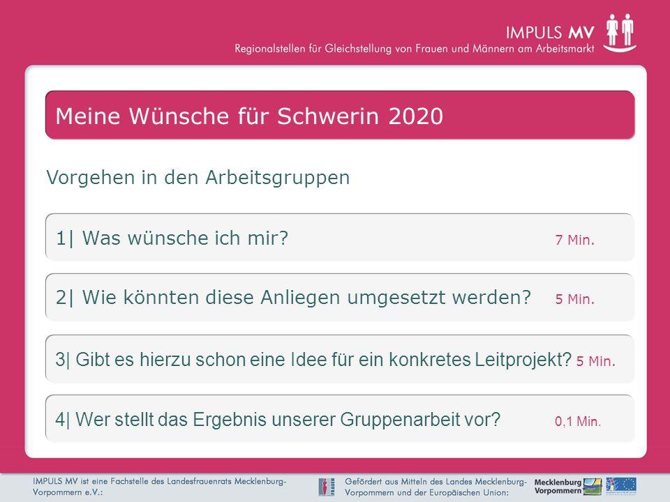 Meine Wünsche für Schwerin 2020 1| Was wünsche ich mir.