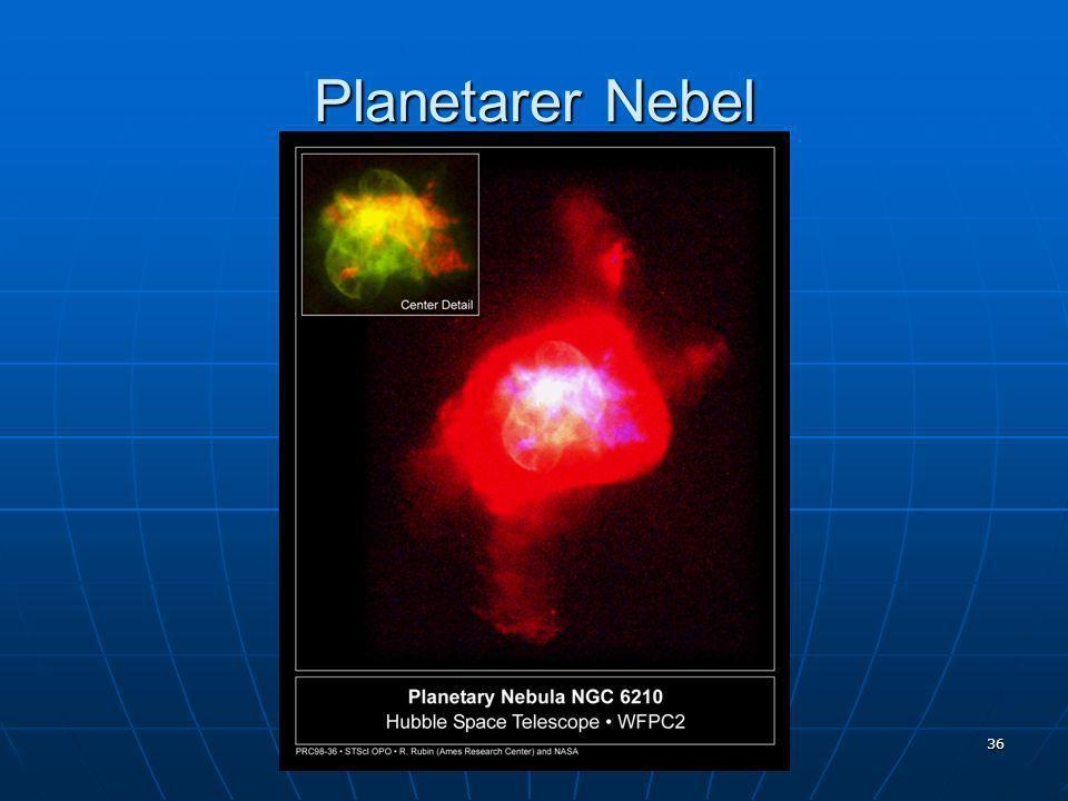 36 Planetarer Nebel