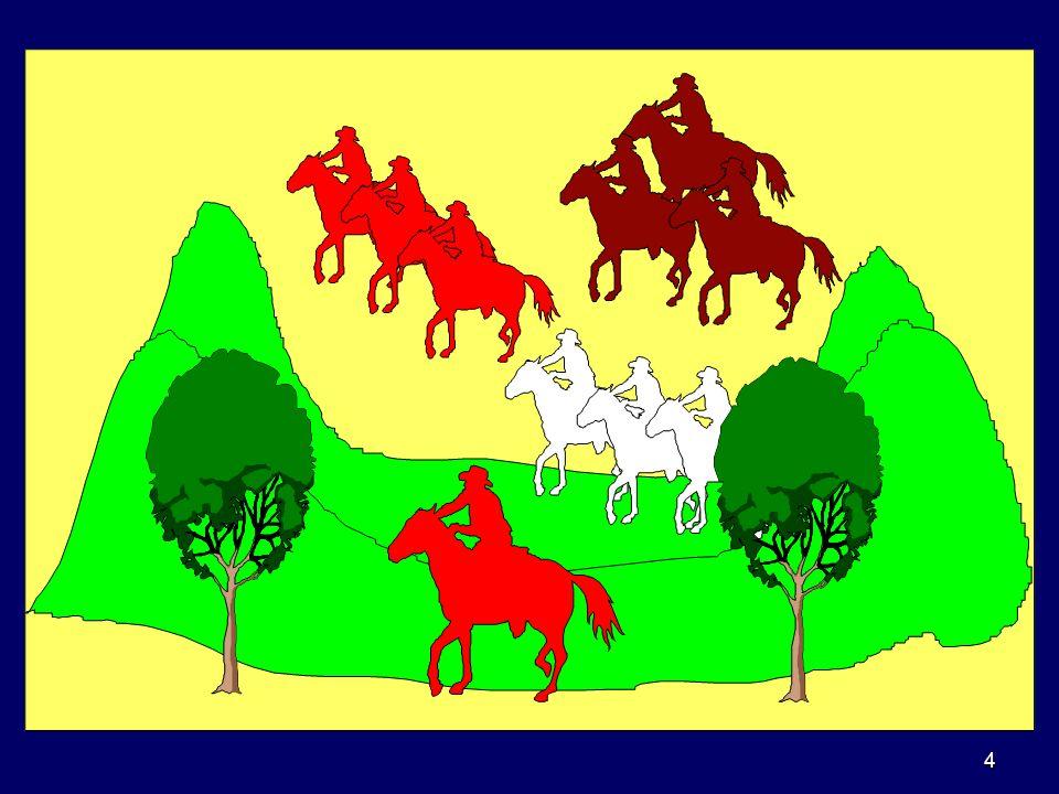 5 Die Reiter und ihre Deutung Friede