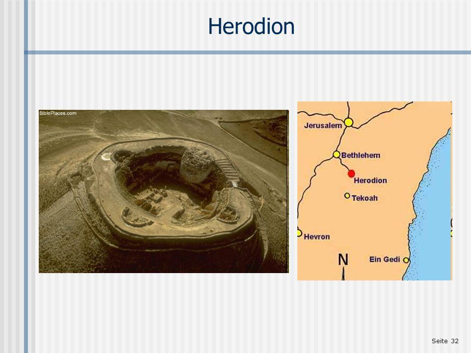 Seite 32 Herodion
