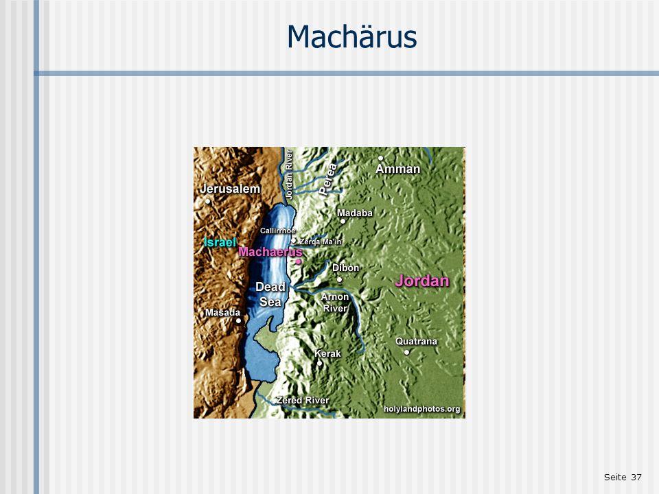 Seite 37 Machärus