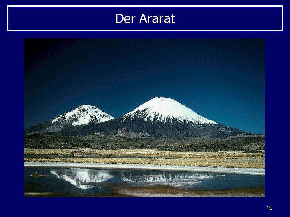 10 Der Ararat