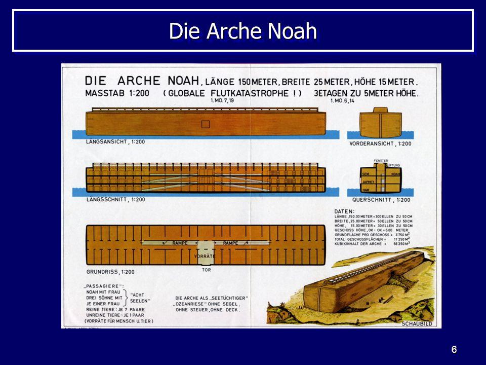 6 Die Arche Noah