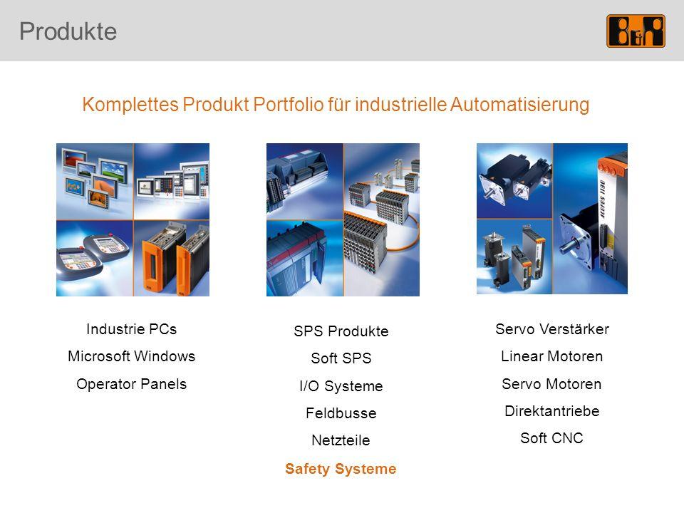 Produkte Komplettes Produkt Portfolio für industrielle Automatisierung Servo Verstärker Linear Motoren Servo Motoren Direktantriebe Soft CNC Industrie