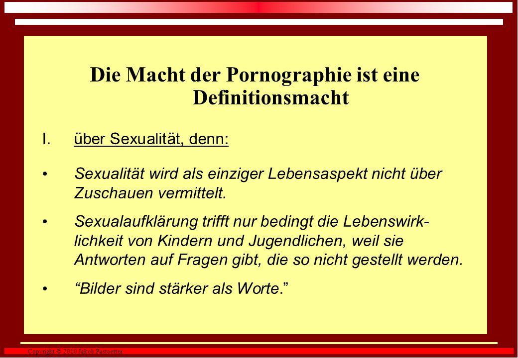 Die Ohnmacht der masturbierenden Monade? Copyright © 2010 Jakob Pastoetter.