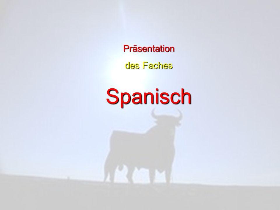 Warum Spanisch lernen.