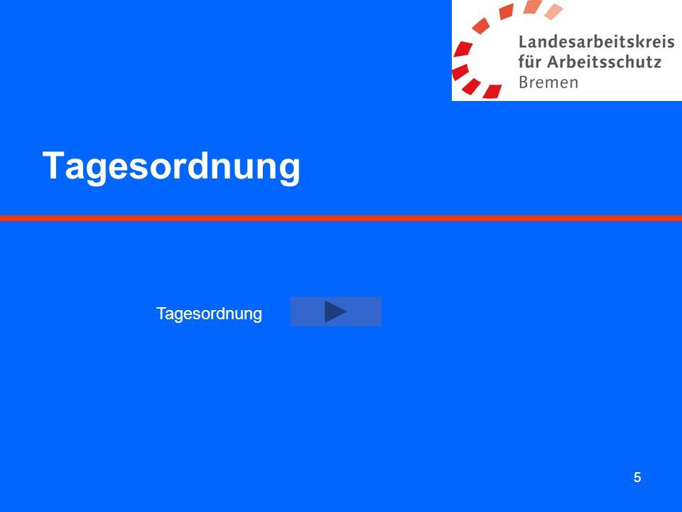 16 Stand der Initiative Gute Betriebe im Netz Steffen Röddecke (Die Senatorin für Arbeit, Frauen, Gesundheit, Jugend und Soziales)