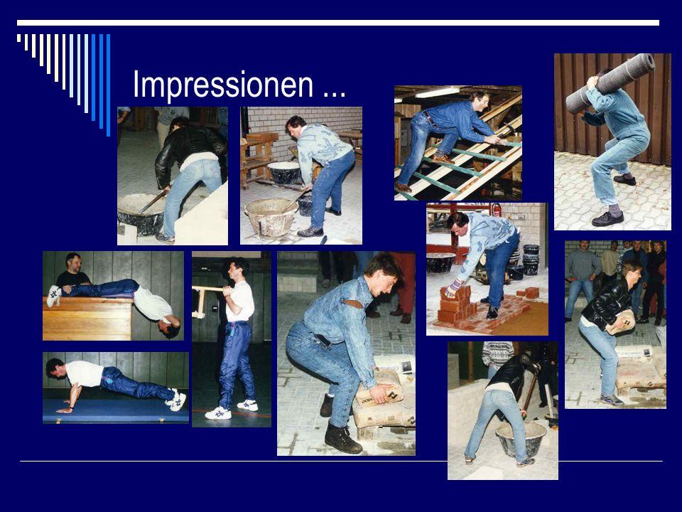 Impressionen...