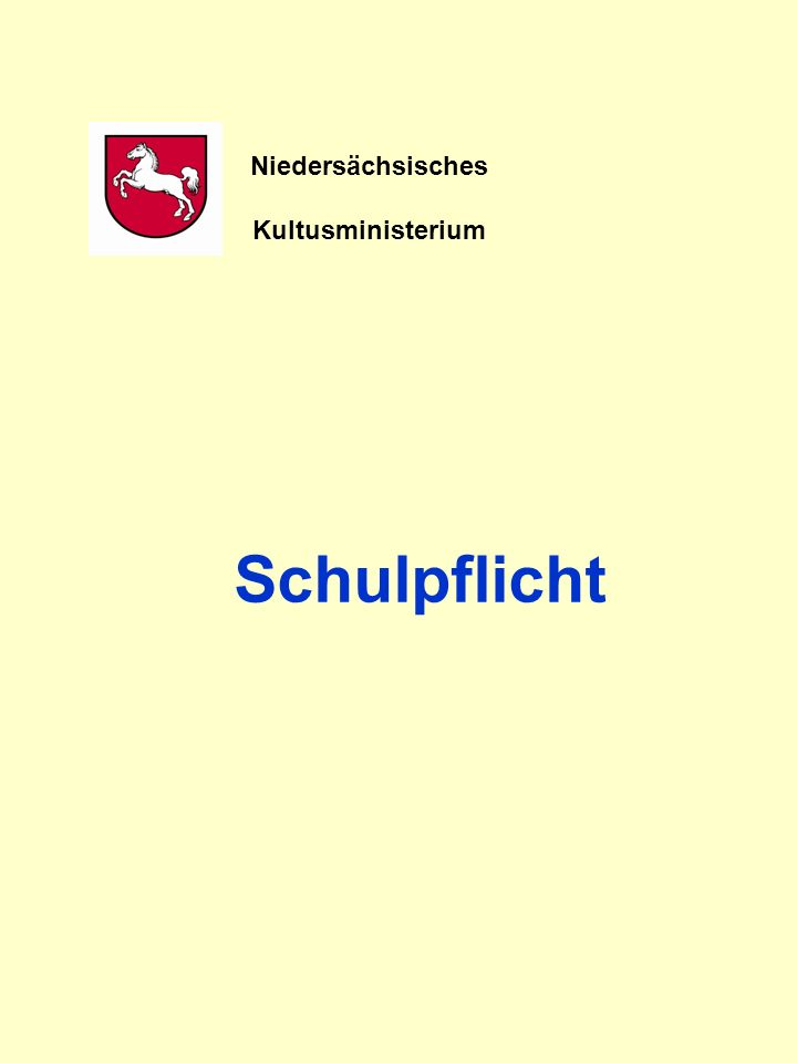Qualifizierungs- bausteine Niedersächsisches Kultusministerium