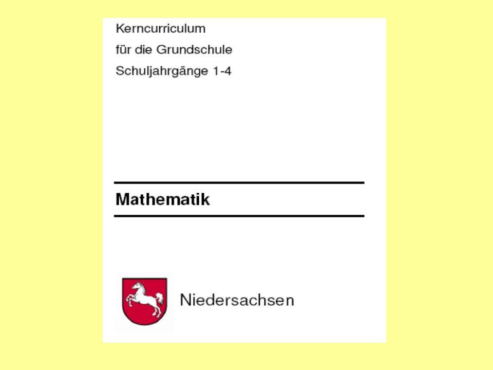 2 Unterrichtsgestaltung mit dem Kerncurriculum Prinzipien des Mathematikunterrichts Der Mathematikunterricht...