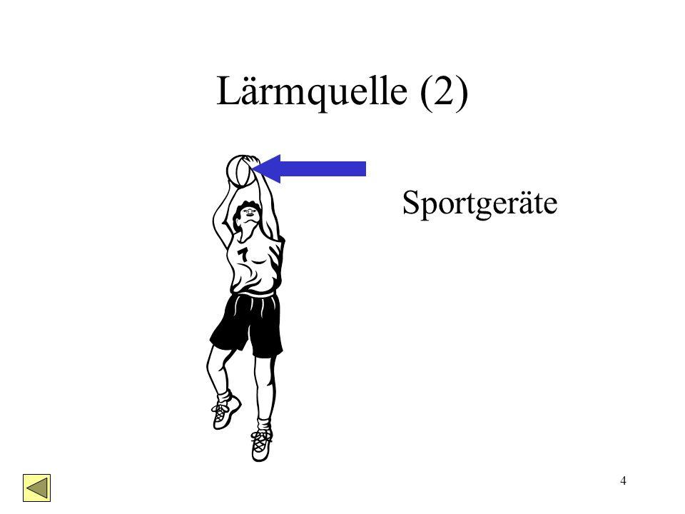 3 Lärmquelle (1) Sprache