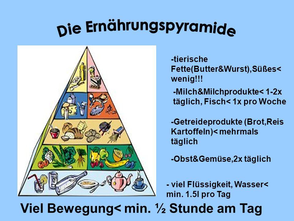 Tipps und Tricks 1.Vielseitiges Essen… 2. fettarm… 3.
