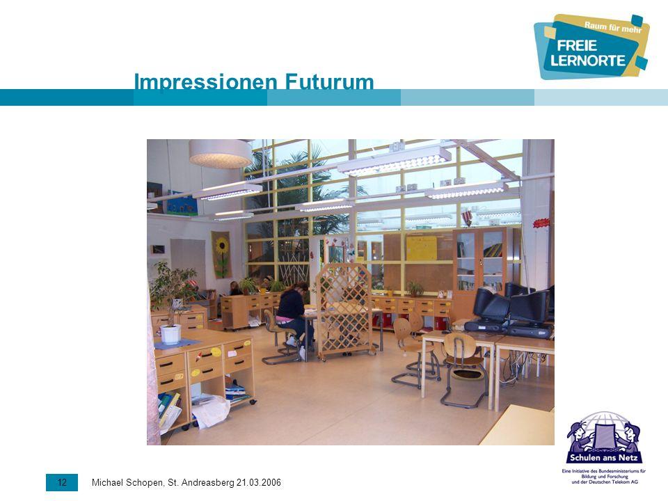 12 Michael Schopen, St. Andreasberg 21.03.2006 Impressionen Futurum