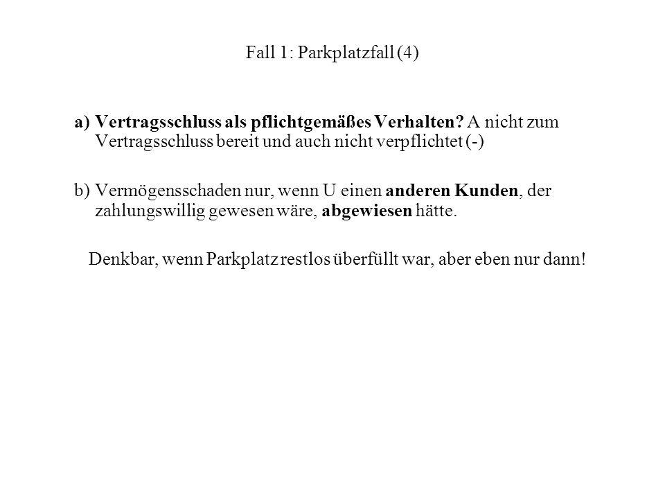 Schwarzkauf – Fall 3 (5) 4.