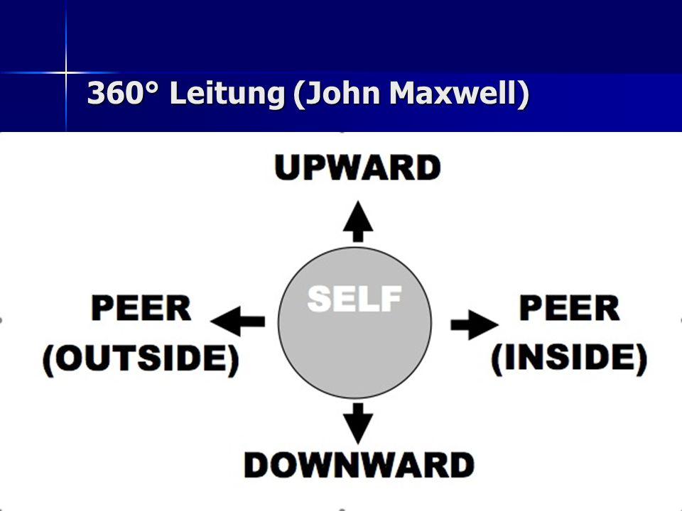 360° Leitung (John Maxwell)