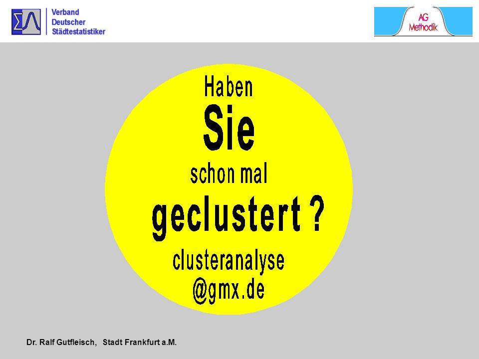 Dr. Ralf Gutfleisch, Stadt Frankfurt a.M.