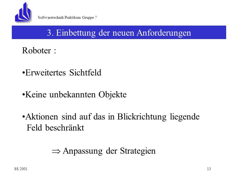 Softwaretechnik Praktikum Gruppe 7 3.