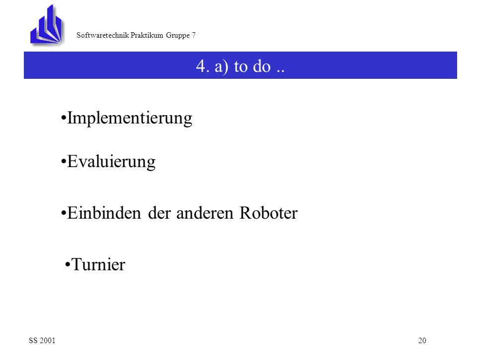 Softwaretechnik Praktikum Gruppe 7 4.