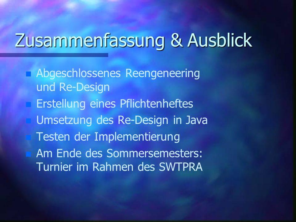 Re-Design Sequenzdiagramm (Arena-Robot):