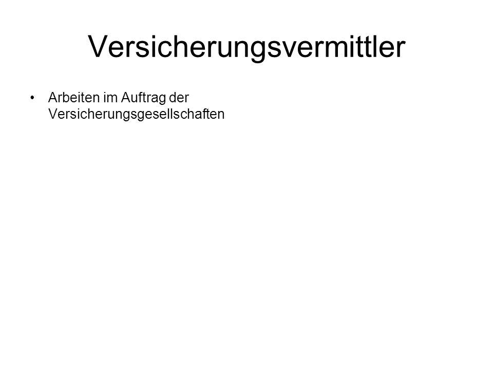http://www.vermittlerregister.info Versicherungsmakler Registrierungs-Nr.