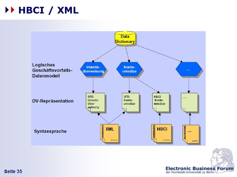 Seite 35 HBCI / XML