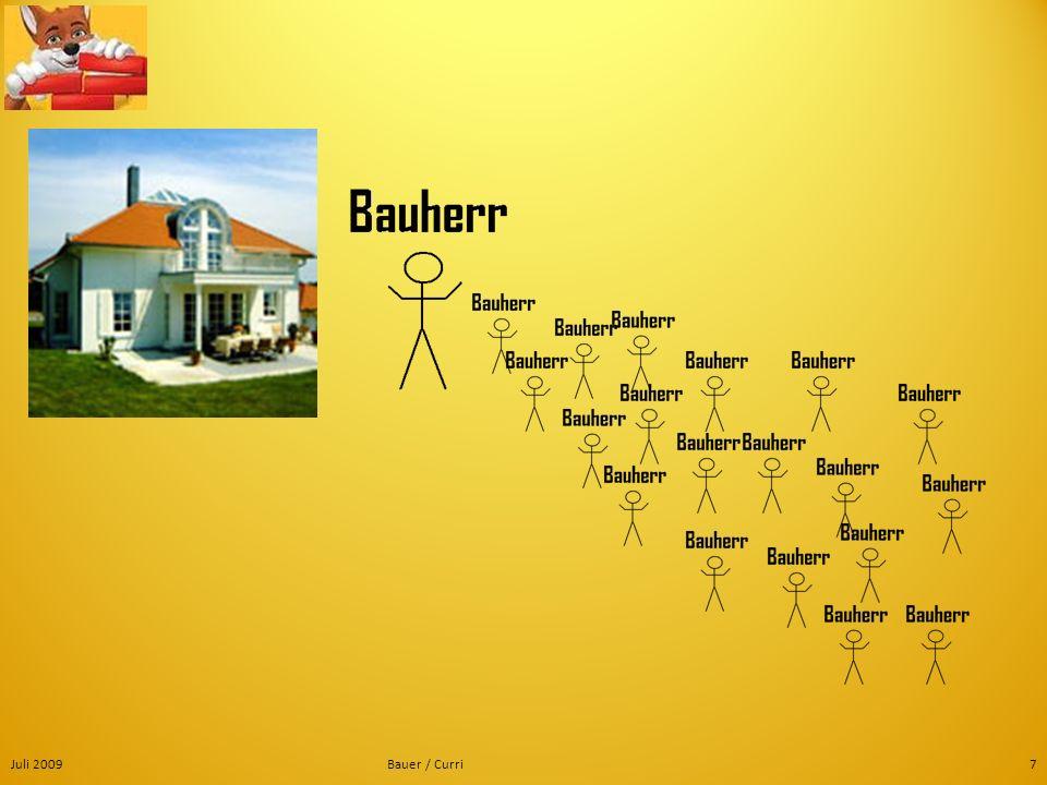 Juli 2009Bauer / Curri7