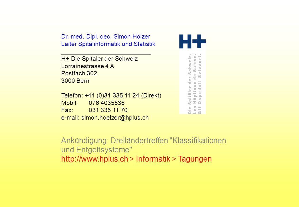 Dr. med. Dipl. oec.