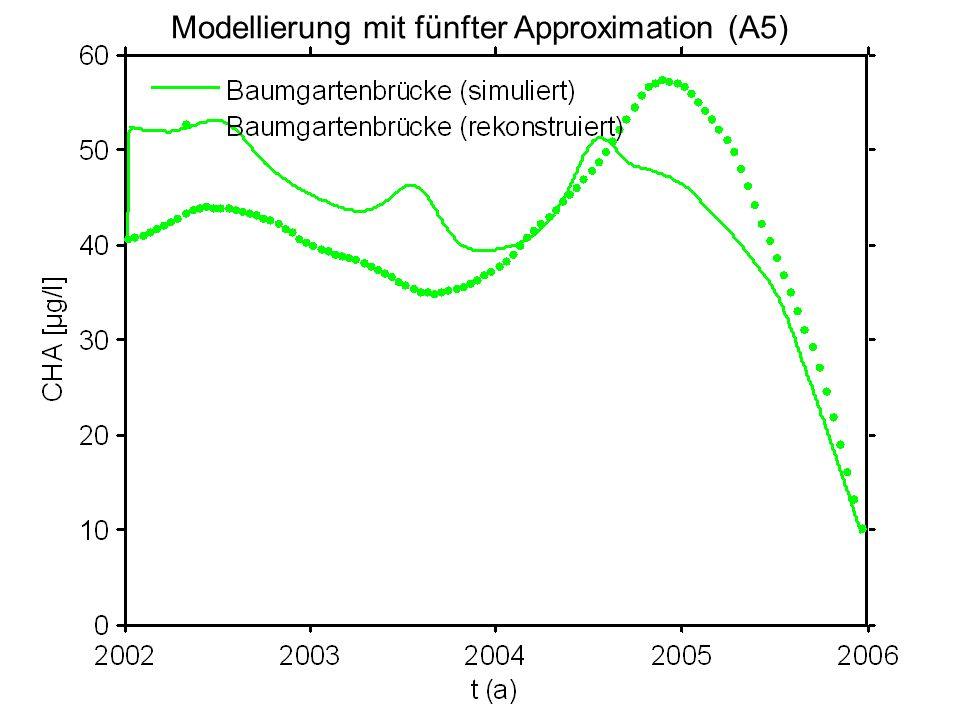 Modellierung mit fünfter Approximation (A5)