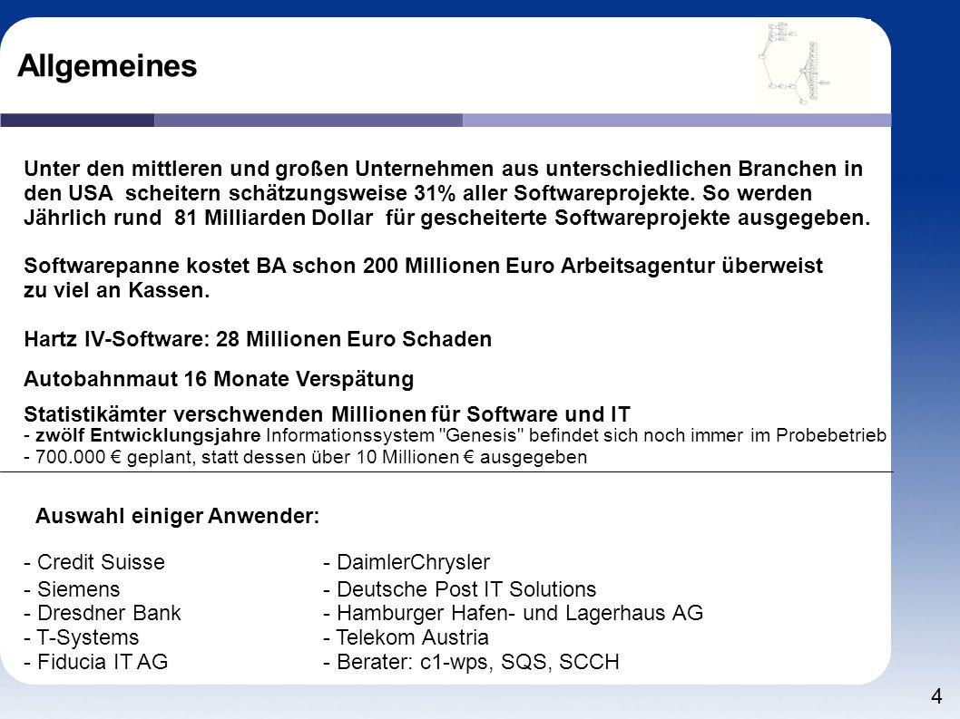25 Fazit T-Systems Multimedia Solutions GmbH, Dresden In den Projekten in denen wir diese Techniken einsetzen sparen wir ca.