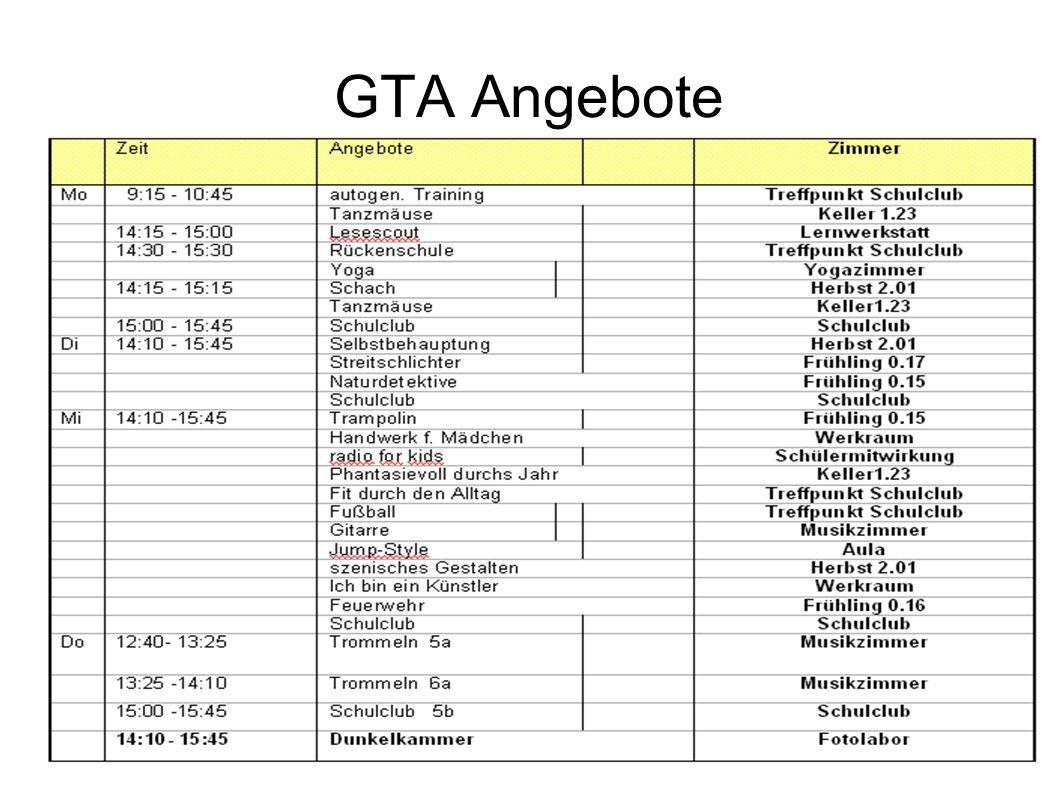 GTA Angebote